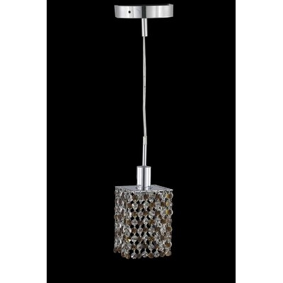 Primo 24-Light Flush Mount Crystal Color / Crystal Trim: Golden Teak (Smoky) / Strass Swarovski