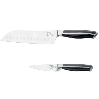 Belmont 2 Piece Santoku and Parer Knife Set