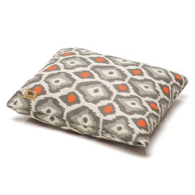 Pet Bed Pillow Color: Sunset, Size: XX-Large (43 W x 32 D)