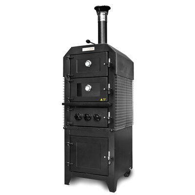 EcoQue Wood-fired Pizza Oven Smoker at Sears.com