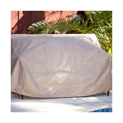 Elite Patio Loveseat Cover Size: 70 W x 41 D x 35 H