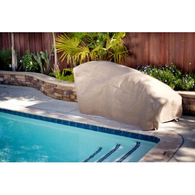 Elite Patio Chaise Lounge Cover Size: 32 H  x 34 W x 86 D