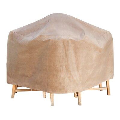 Elite Square Patio Table & Chair Set Cover Size: 29 H x 76 W x 76 D