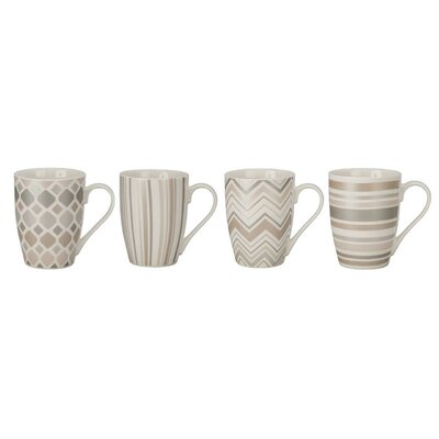 Jana Mug (Set of 4) 903162+B18