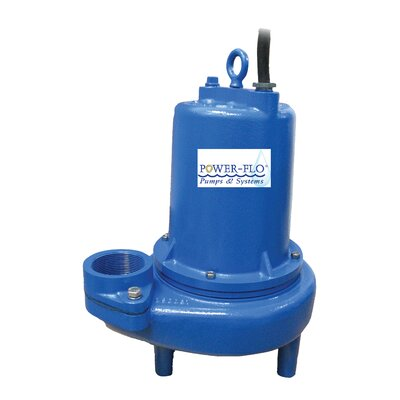 1.5 HP Sewage Submersible Pump