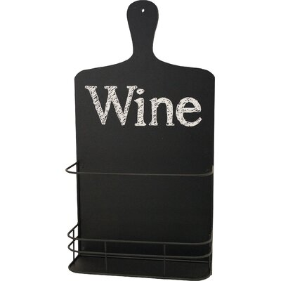 3 Bottle Tabletop Wine Holder