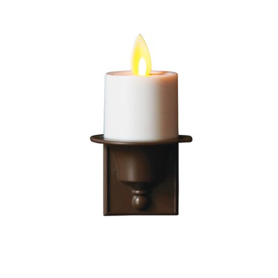 Mystique Flameless Candle Moving Flame Night Light