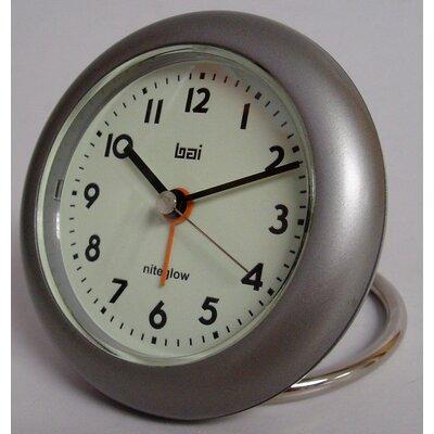 Bai Design Rondo Travel Alarm Clock - Color: Landmark Gunmetal at Sears.com