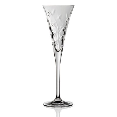 RCR Laurus Crystal Champagne Glass (Set of 6)