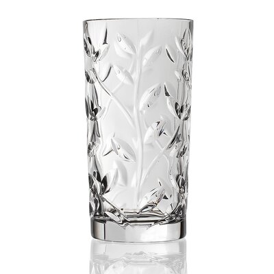 RCR Laurus Crystal Highball (Set of 6)