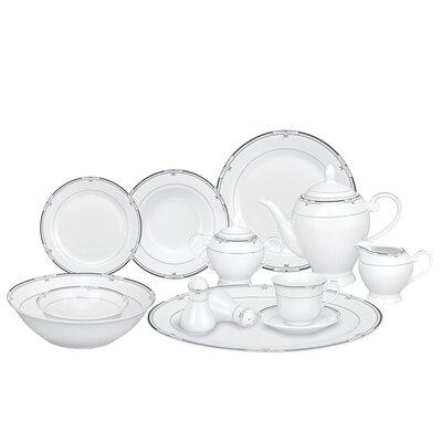 Rio 57 Piece Porcelain Dinnerware Set Rio