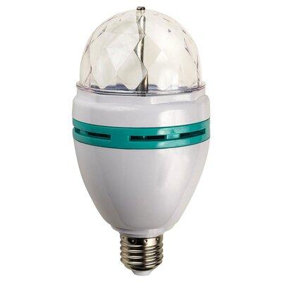 3W Colored E26 LED Light Bulb (Set of 2)