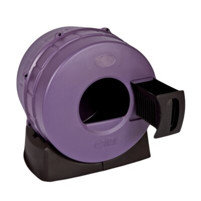 Quick Clean Cat Litter Box Color: Passion Purple