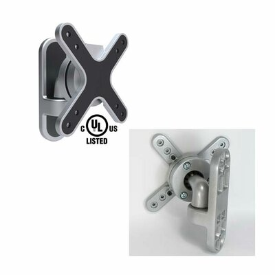 Vesa Tilt / Swivel Wall Mount for 13-27 TV Screen