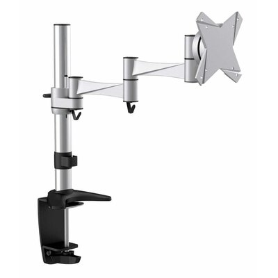 Single Monitor Height Adjustable Desk Mount