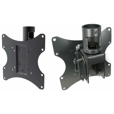 "1.5"" Npt Pipe Ceiling Mount For 23""-42"" Flat Tv"