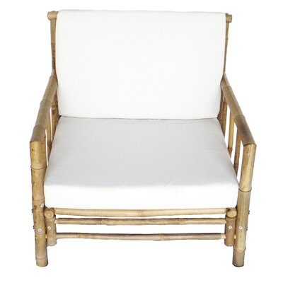Maria Bamboo Arm Chair Bamboo54