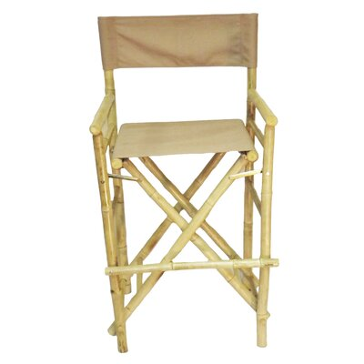 28 Bar Stool Upholstery: Beige