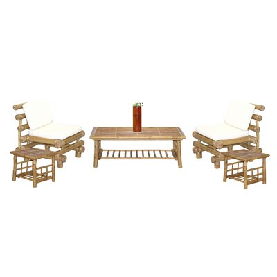 Payang 6 Piece Coffee Table Set