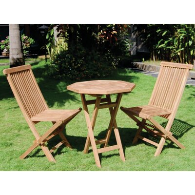 Vineyard 3 Piece Dining Set