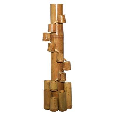 Bamboo Cascading Water Fountain 5878