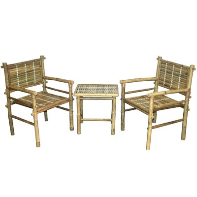 Java 3 Piece Seating Group