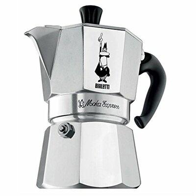 Moka Express Espresso Maker Size: 3 Cup 06799