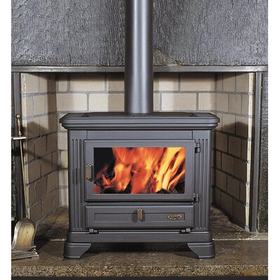 Jurassien Wood Stove Cast Iron European Style