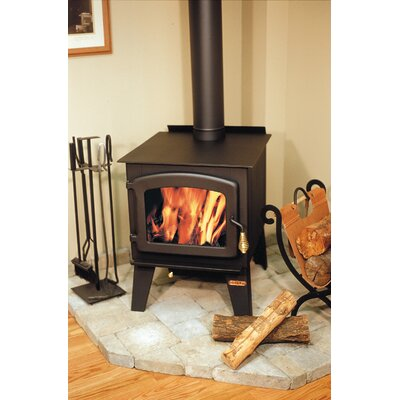 Drolet Austral Wood Stove on Legs