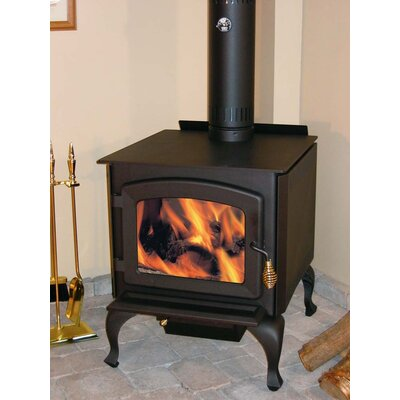 Legend Wood Stove on Legs