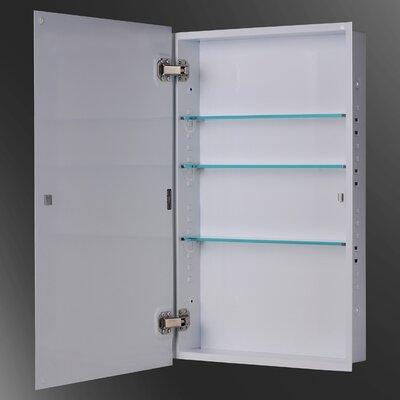 Euroline 18 x 42 Recessed Medicine Cabinet