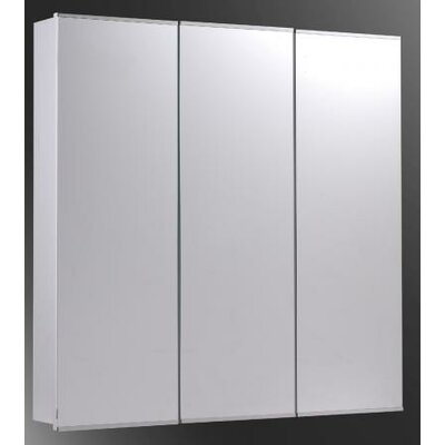Tri-View 24 x 30 Surface Mount Medicine Cabinet