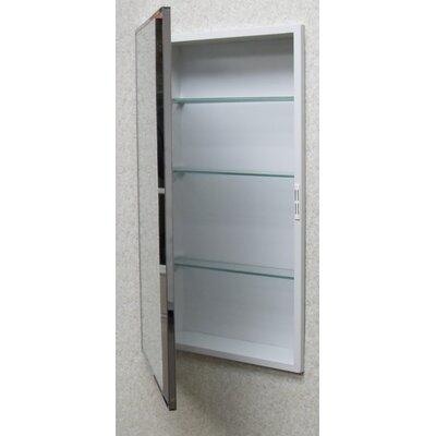 Euroline 13.5 x 36 Recessed Medicine Cabinet