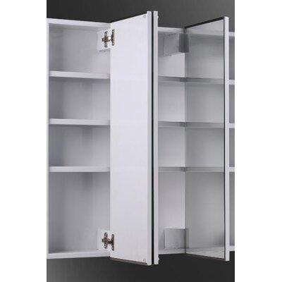 Tri-View 30 X 36 Recessed Medicine Cabinet