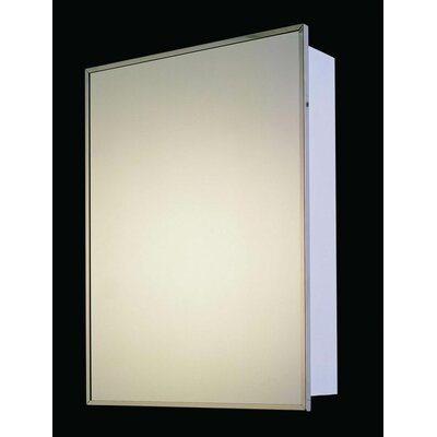 Euroline 13.5 x 36 Surface Mounted Medicine Cabinet