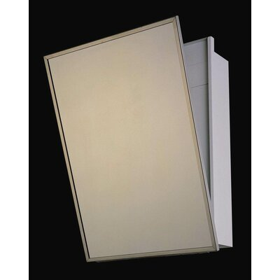 Accessible Series 16 x 26 Recessed Medicine Cabinet