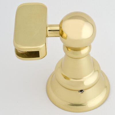 Radiance Tilt Mounting Brackets Finish: Polished Brass RM-BR-t
