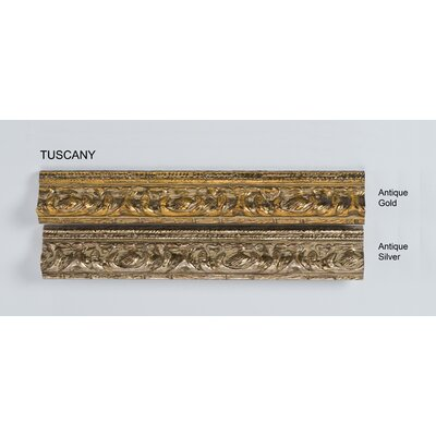 Signature 44 x 34 Recessed Medicine Cabinet with Lighting Finish: Tuscany Antique Gold