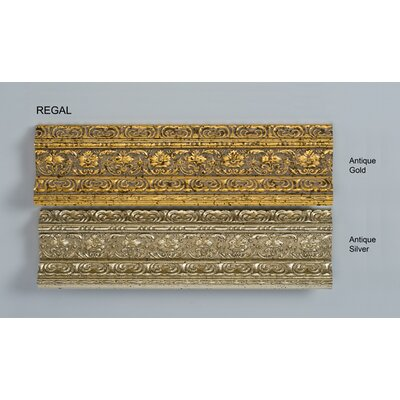 Signature Retro 33 x 23 Recessed Medicine Cabinet Finish: Elegance Antique Gold