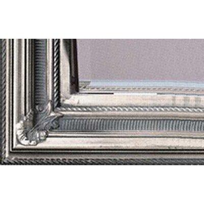 Vanderbilt 51 x 40 Recessed Medicine Cabinet Finish: Baroque Antique Silver