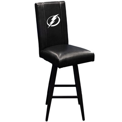 Swivel Bar Stool NHL Team: Tampa Bay Lightning