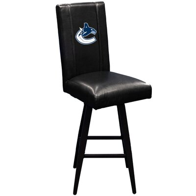 Swivel Bar Stool NHL Team: Vancouver Canucks
