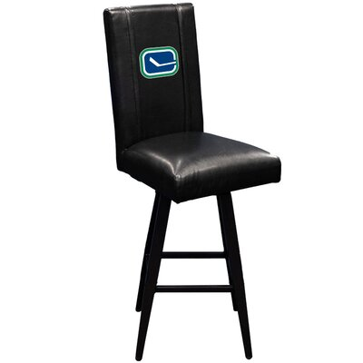 Swivel Bar Stool NHL Team: Vancouver Canucks - Alternate