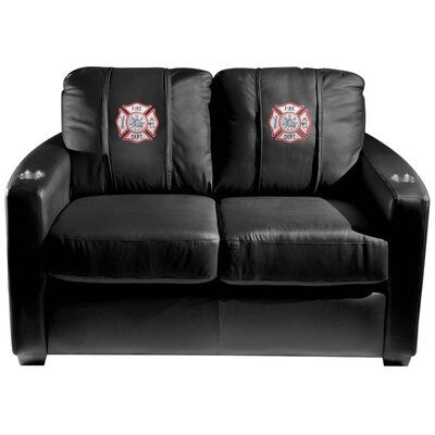XZ130111SVLSBK58001 XUE1682 XZIPIT Maltese Cross Loveseat
