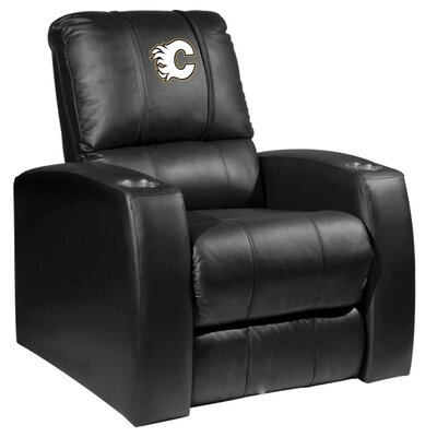 Relax Manual Recliner NHL Team: Calgary Flames