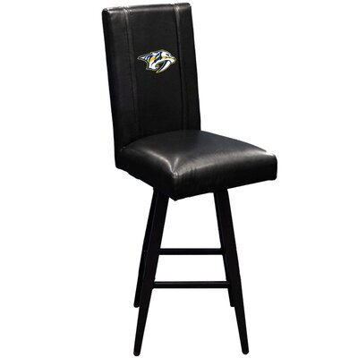 Swivel Bar Stool NHL Team: Nashville Predators