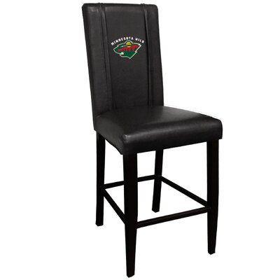 NHL 30 Bar Stool NHL Team: Minnesota Wild