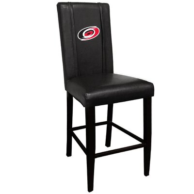 NHL 30 Bar Stool NHL Team: Carolina Hurricanes