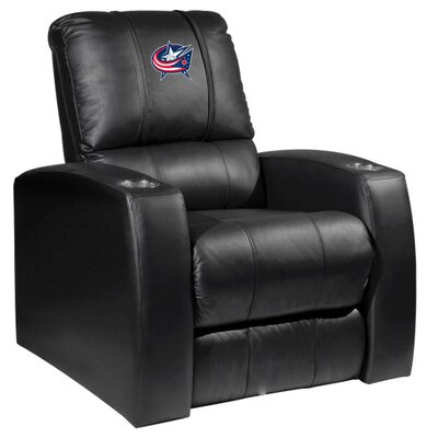 HT Recliner NHL Team: Columbus Blue Jackets