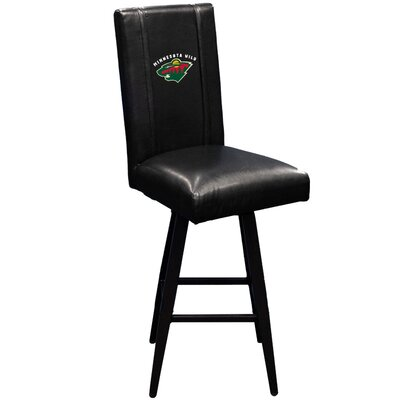 Swivel Bar Stool NHL Team: Minnesota Wild